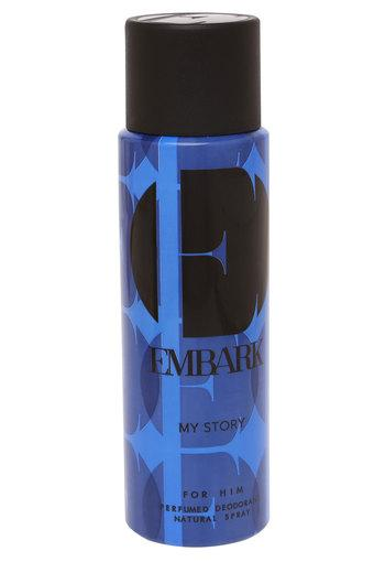 Mens My Story For Him Perfumed Deodorant - 150ml