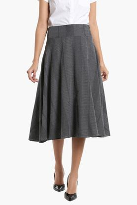 VERO MODA Womens Printed Casual Skirt