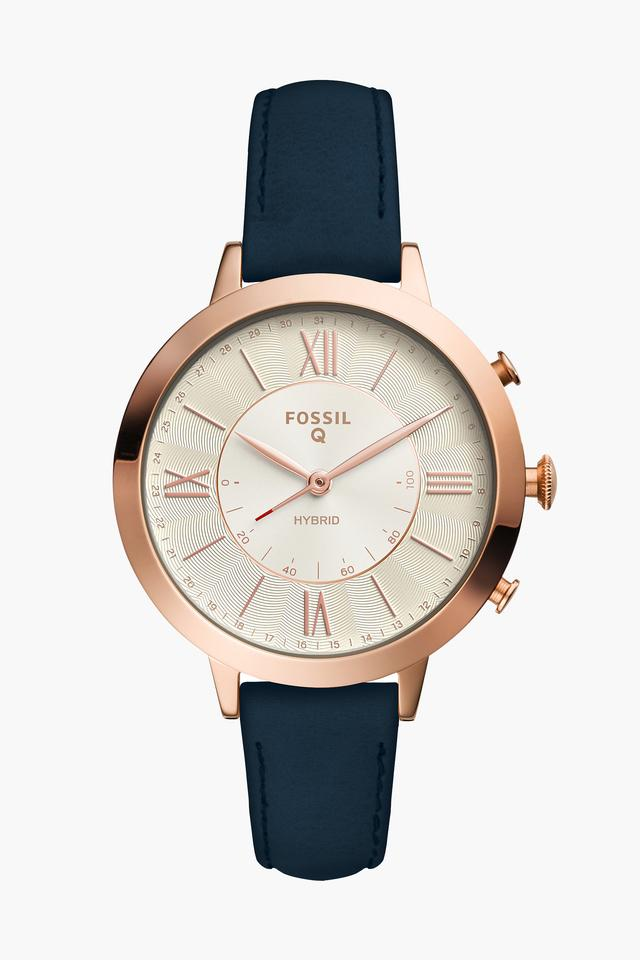 Womens Analogue Leather Watch - FTW5014