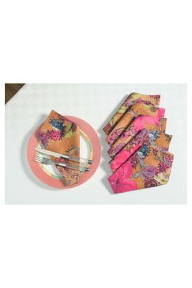 SWAYAMPrinted Dinner Napkin Set Of 6 - 204600063_7033