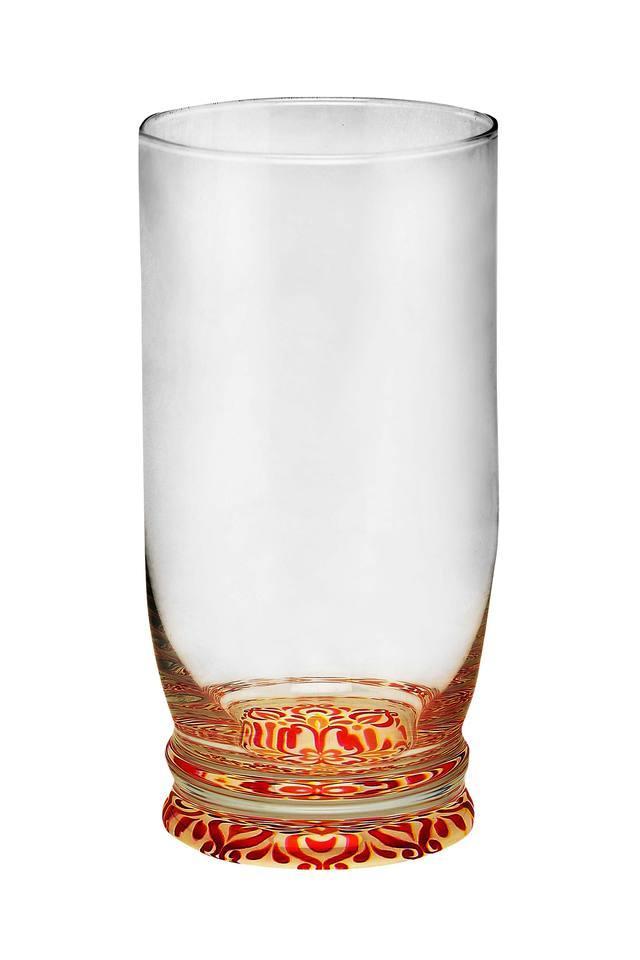 Printed Alhambra High Ball Glass