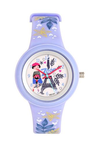 Boys Round Dial Plastic Watch - NK26006PP02