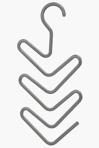Multiple Slots Scarf Organiser and Hanging Hook