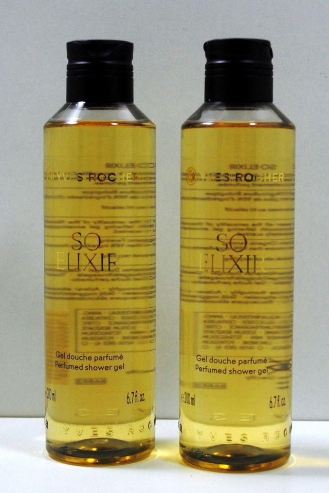 So Elixir Perfumed Shower Gel