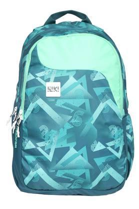 Unisex 2 Compartment Zip Closure Backpack