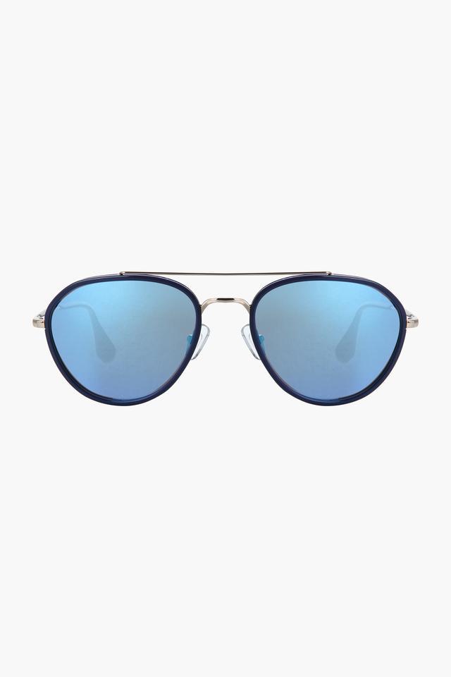 Unisex Aviator Full Rim Sunglasses - AZ60015C121