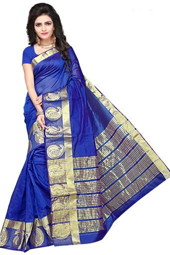 Womens Manipuri Cotton Silk Designer Saree