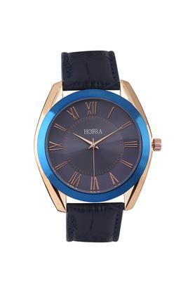 HORRAMens Kompanero Series Blue Dial Analog Watch - PB817MLBL10