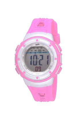 Girls Plastic Digital Watch - KK210LPK