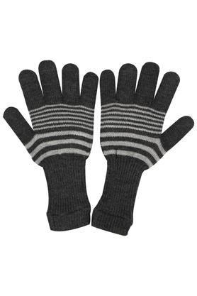 Mens Stripe Gloves