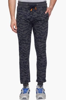 STATUS QUO Mens 3 Pocket Camouflage Track Pants - 203247456
