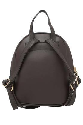 Womens Zipper Closure Backpack