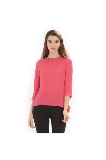 SOIE -  PinkT-Shirts - Main