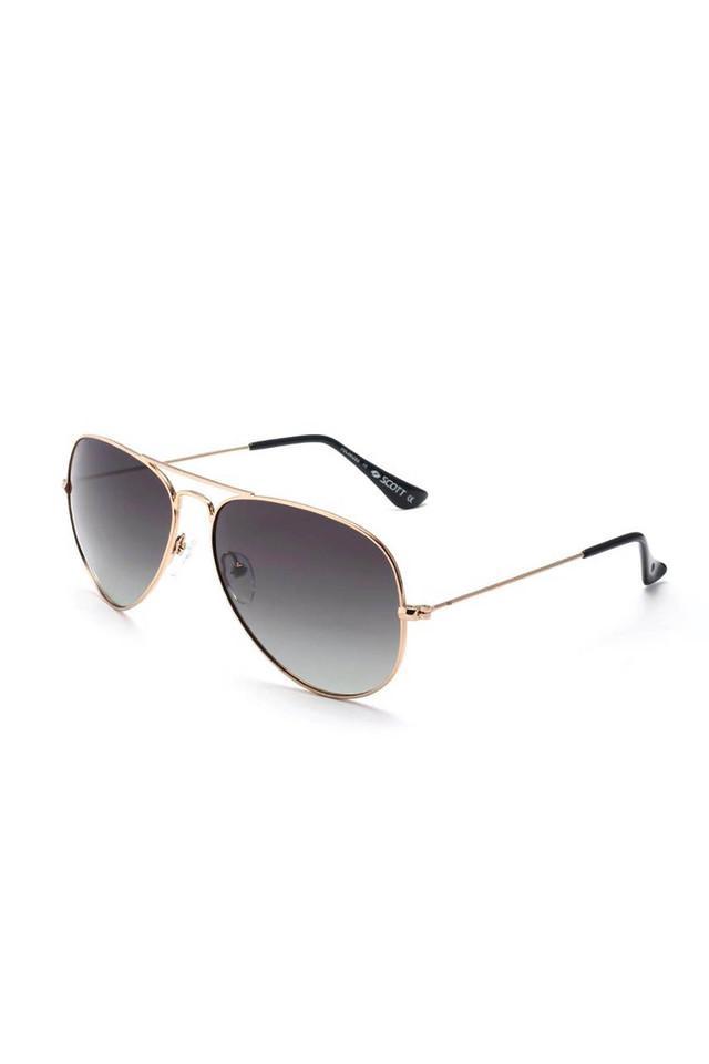 Mens Full Rim Aviator Sunglasses - 4755 C1 S