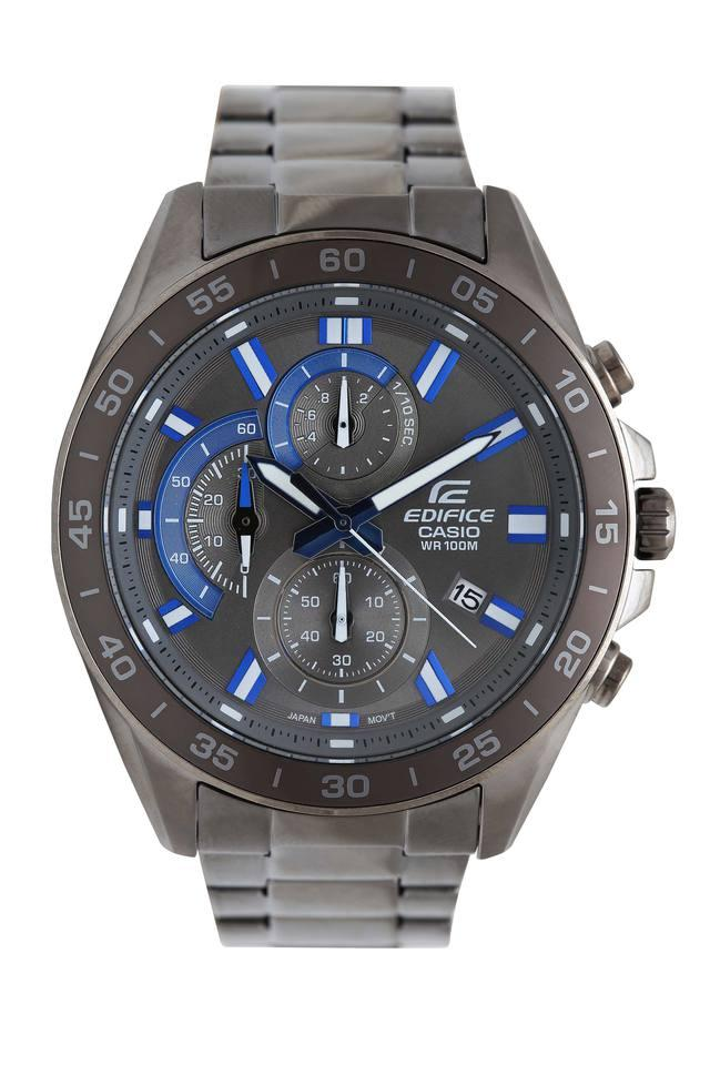 Mens Round Dial Chronograph Watch - EX443