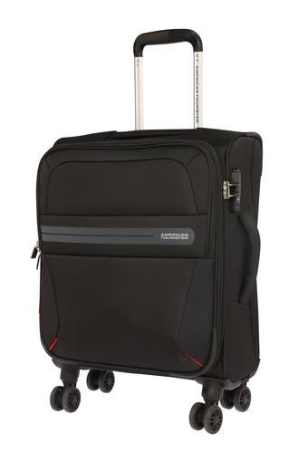 AMERICAN TOURISTER -  Black Soft Luggage - Main