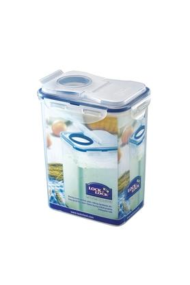 LOCK & LOCK Rectangular Slender Container With Flip Top Lid - 1.8L