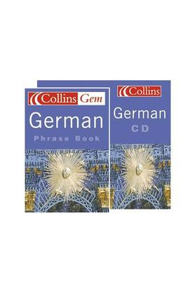 German Phrase Book CD Pack (Collins Gem)