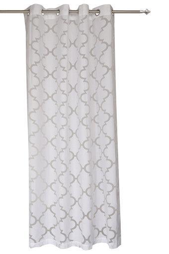 ROSARA HOME -  WhiteDoor Curtains - Main