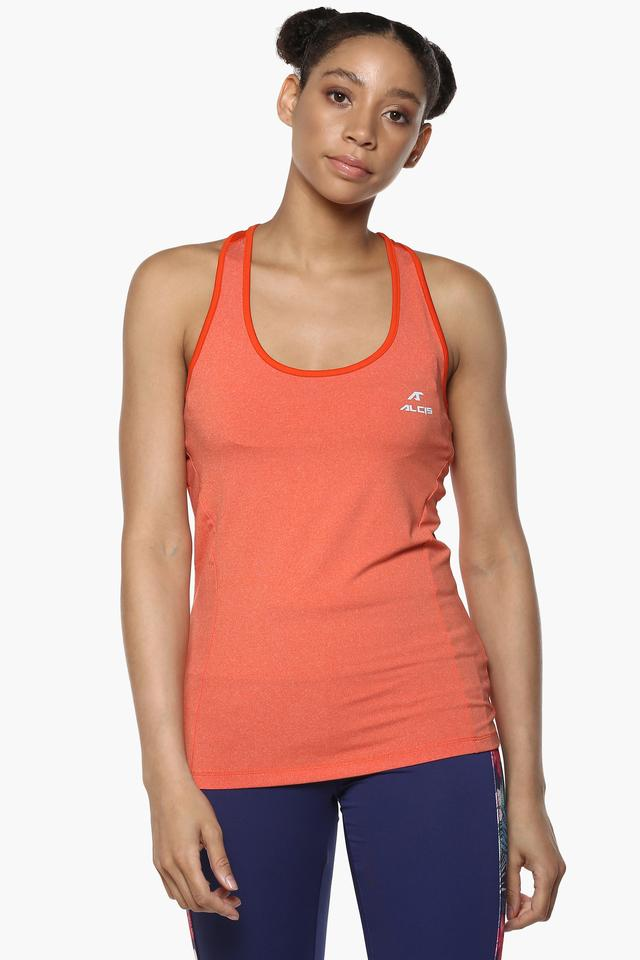 758002e9e02 Buy ALCIS Womens Round Neck Slub Tank Top