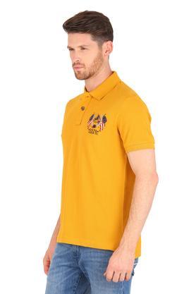 U.S. POLO ASSN. DENIM - Imperial YellowT-Shirts & Polos - 2