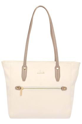 LAVIE Womens Venera Med Zipper Closure Tote Handbag