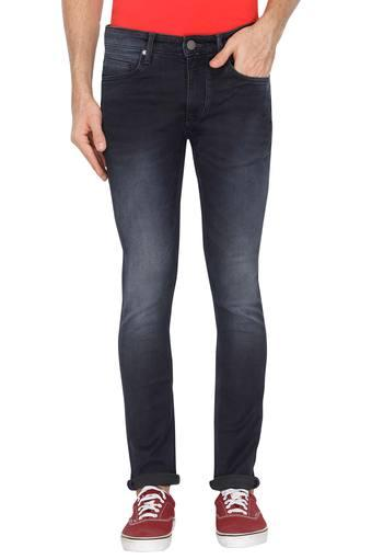 LOUIS PHILIPPE JEANS -  Grey Jeans - Main