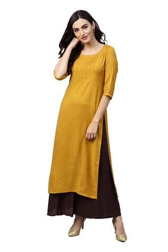 GERUA -  Yellow Kurtas - Main
