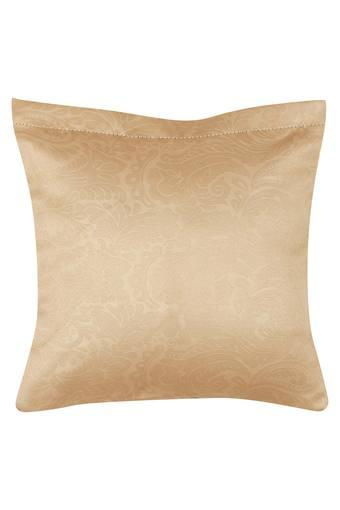 SWAYAM -  Beige Cushion Covers - Main