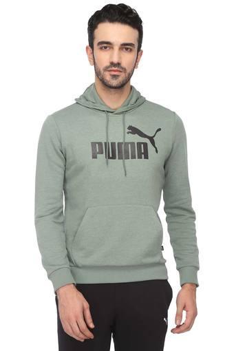 4cc22ca69a37 Buy PUMA Mens Hooded Neck Slub Jacket