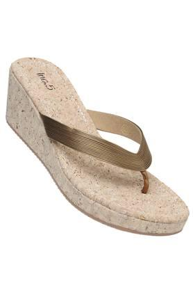 46c78abc4 X INC.5 Womens Casual Wear Slipon Wedges