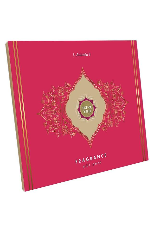 Ananta Incense Gift Set - 4 Pack