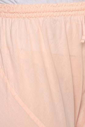 Womens Notched Collar Churidar Suit