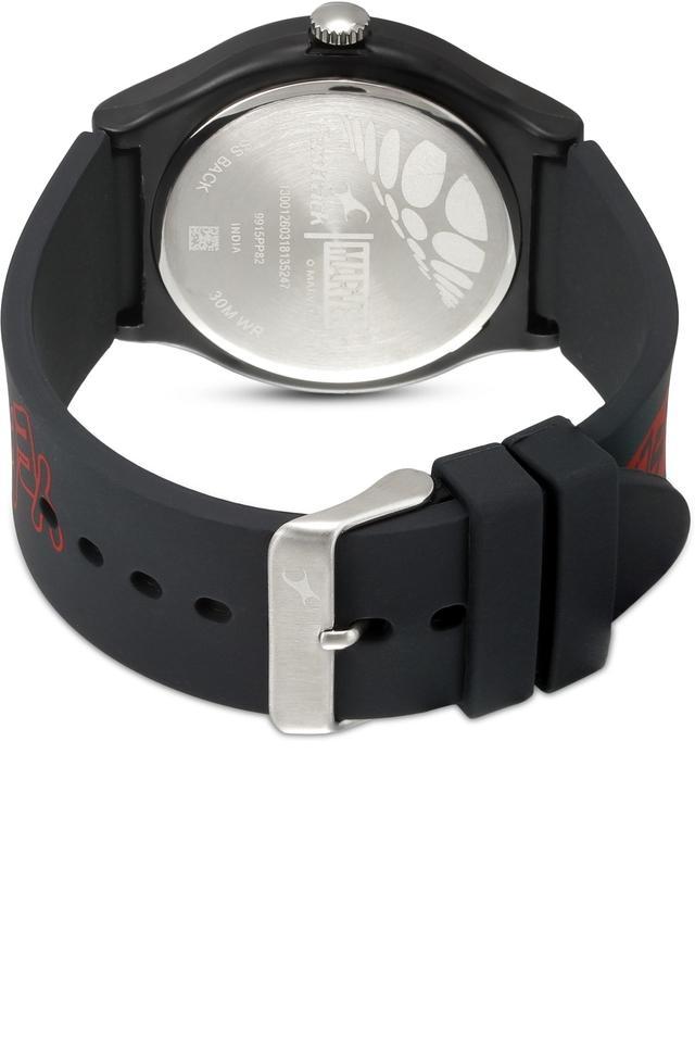 Unisex Analogue Silicone Watch