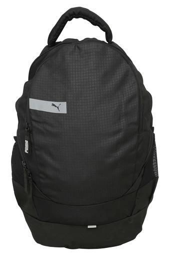 06e846df57 Buy PUMA Unisex 2 Compartment Zipper Closure Laptop Backpack ...