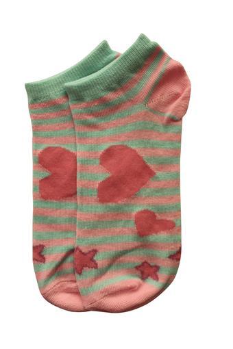 Womens Striped Socks