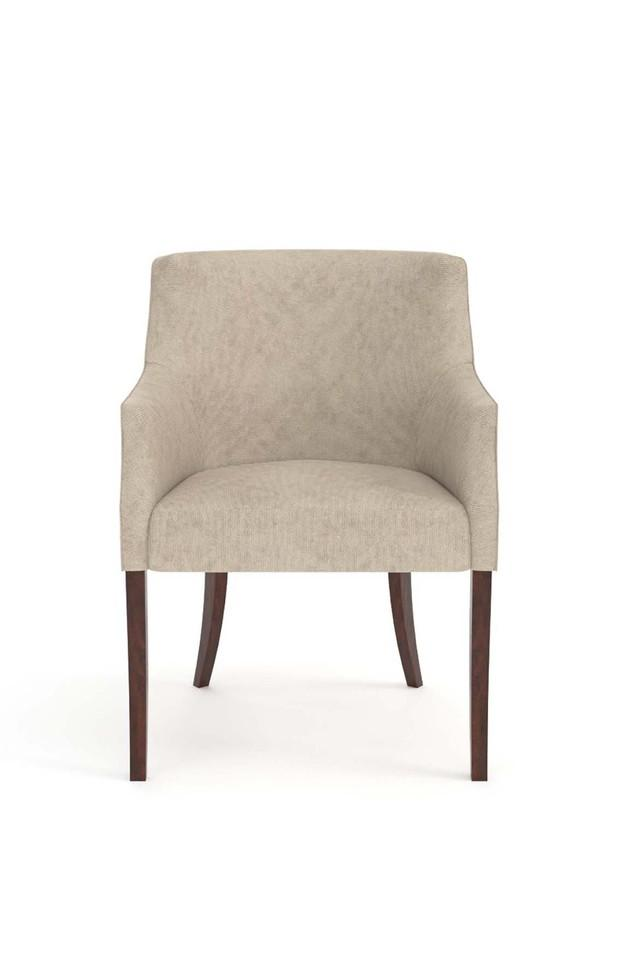 Beige karriage Chair