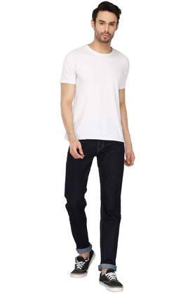 Mens 5 Pocket Rinse Wash Jeans (511)