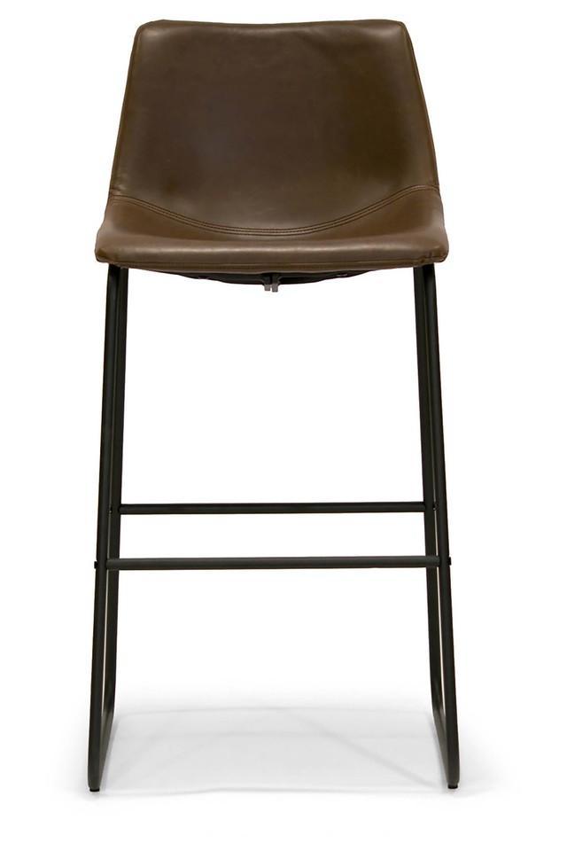 Brown Carice Bar Chair
