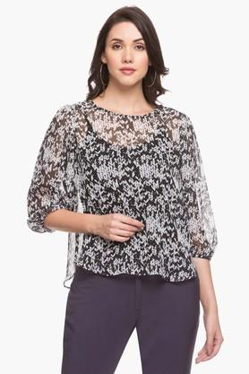09dbc290f4ccb Ladies Tops - Get Upto 50% Discount on Fancy Tops for Women ...