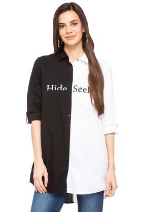 Buy Formal   Checked Womens Shirt Online  7665ba690