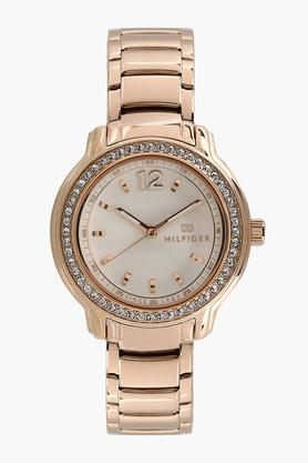 Tommy Hilfiger Womens Analogue Metallic Watch - NATH1781468 image
