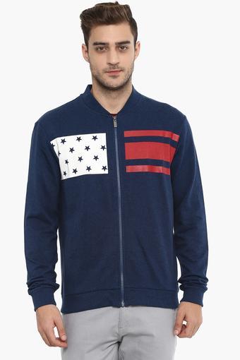 IZOD -  NavyWinterwear - Main