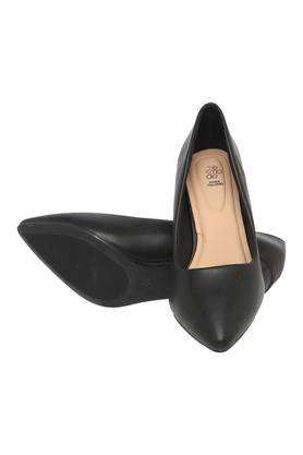 Womens Formal Wear Slip On Heeled Shoes