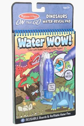 Dinosaurs Water Reveal Pad with Refillable Water Pen
