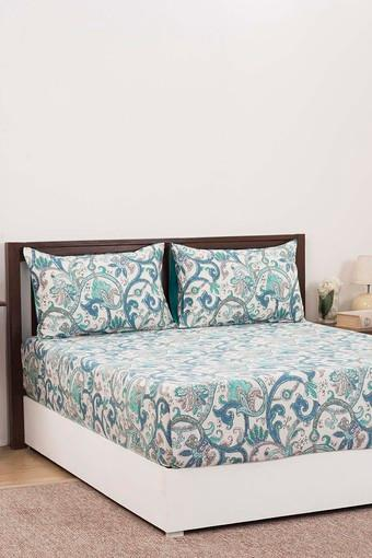 MASPAR -  Green Bed Sheets - Main