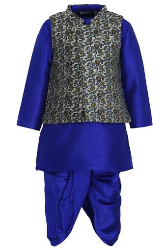 STOP -  Royal Blue Indianwear - Main