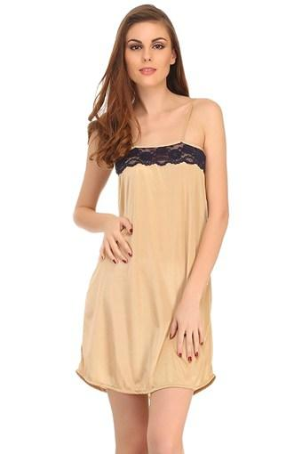 Womens Lace Woven Baby Doll