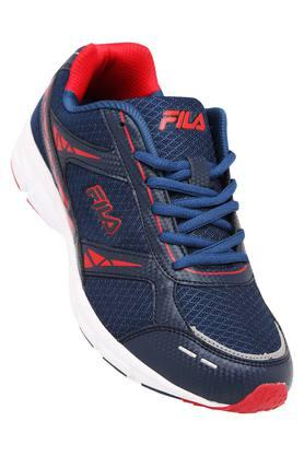 FILA Mens Mesh Lace Up Sports Shoes - 204029600_9324