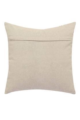Square Printed Applique Cushion Cover